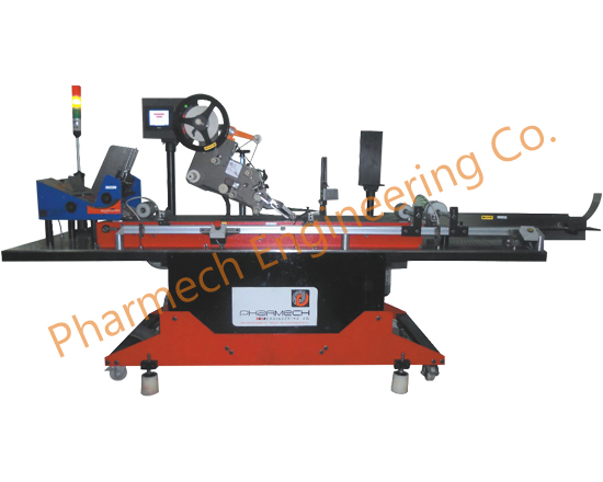 carton labling machine